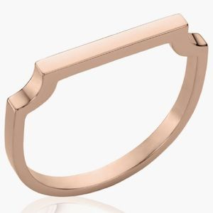 Monica vinader Signature Thin Ring